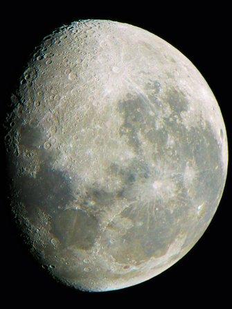 Цветная Луна в Мицар
