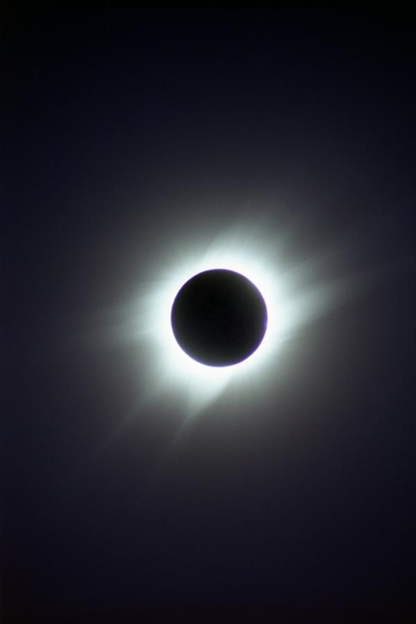 Полное солнечное затмение 29.03.06