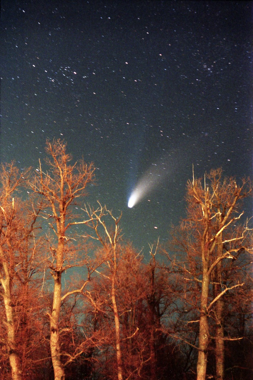 28 октября комета: