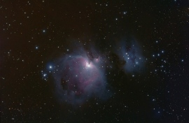 М42 (Большая туманность Ориона)