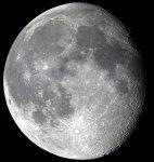 Луна в Meade SN8