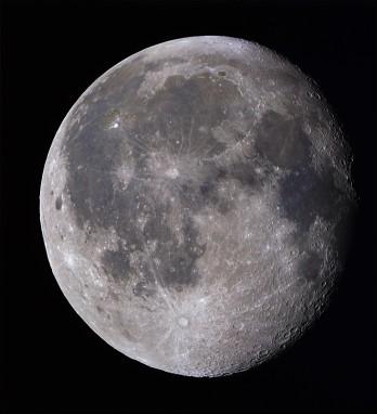 Луна в C6N 12.07.2017