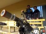 Участники наблюдения транзита Венеры 06.06.2012.