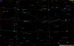 """Поисковая карта для М15 и астеризма """"Мальенкий дельфин"""""""