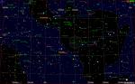 """Поисковая карта для М27, М71, астеризма """"Вешалка"""""""