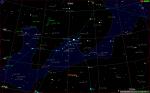 Поисковая карта для M34 и NGC1528