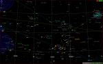 Поисковая карта для NGC1647, М1 и М45