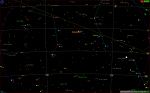 """Поисковая карта для NGC7293 (""""Геликс"""")"""