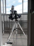 Мой сетап для съёмки транзита Меркурия по диску Солнца 09.05.2016