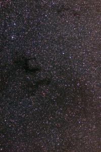 Оборудование: Астротрекер SW Star Adventurer, Таир-3 (на 1/5,6), Canon 350D, автогид на базе искателя 8х50 и QHY-6. 10х4мин, ISO 400, 6 дарков, флетов и офсетов. FitsWork