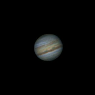 """Юпитер в 16"""" доб и NexImage"""